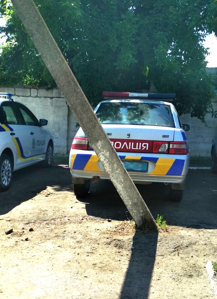 Парковщик 80 lvl Парковка, Полиция, Мастер, Украина, Длиннопост
