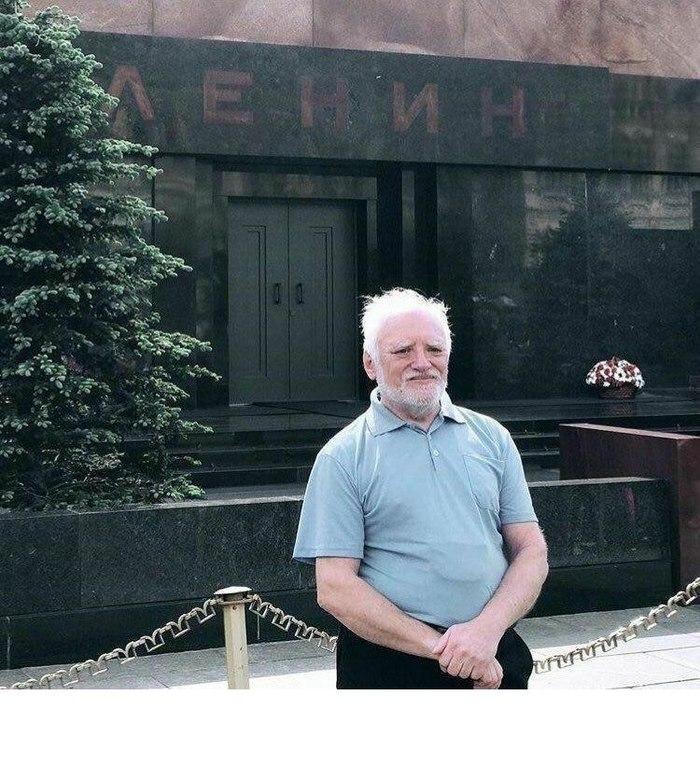 Ленина жалко... Гарольд, Мавзолей, Анекдот