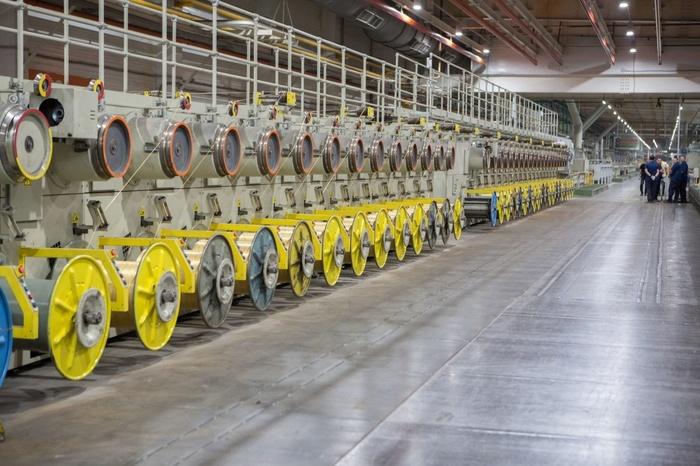 Вторая очередь гальванического производства открыта на предприятии в Липецкой области Липецкая область, Инвестиции