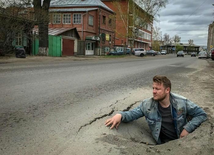 Дороги Томской области признаны самыми безопасными в России томск, российские дороги