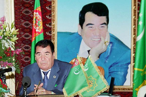 Великий вождь и отец всех туркмен Туркменбаши Туркменистан, Президент, Диктатор, Ниязов, Запрет, Красиво жить не запретишь, Культ личности, Политика, Длиннопост