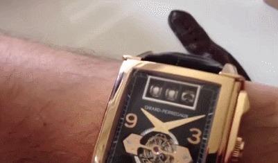 Часы из Лас-Вегаса