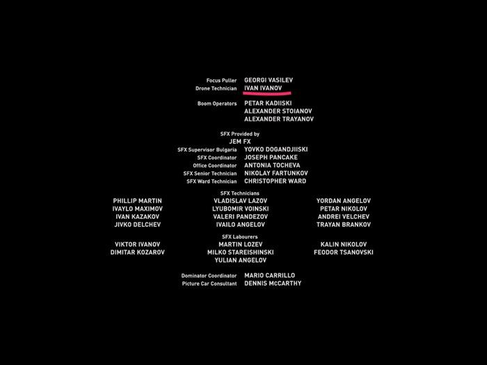Фильм. Ограбление в ураган (2018) Странности, Титры, Ограбление в ураган, Совпадение? не думаю, Длиннопост
