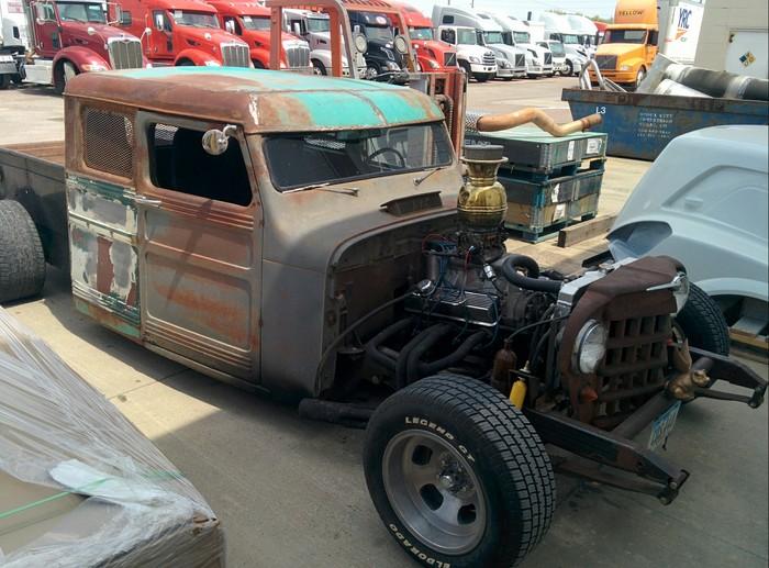 Хотрод в Оклахоме Хотроды, V8, Chevrolet, Видео, Длиннопост