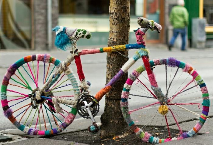 Велосипедик, не мёрзни. Исландия, Забота, Велосипед, Чудаки