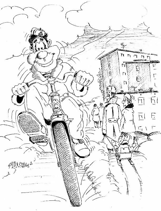 Велосипед Акулы из стали, I legal alien, Мат, Копипаста, Юмор, Длиннопост