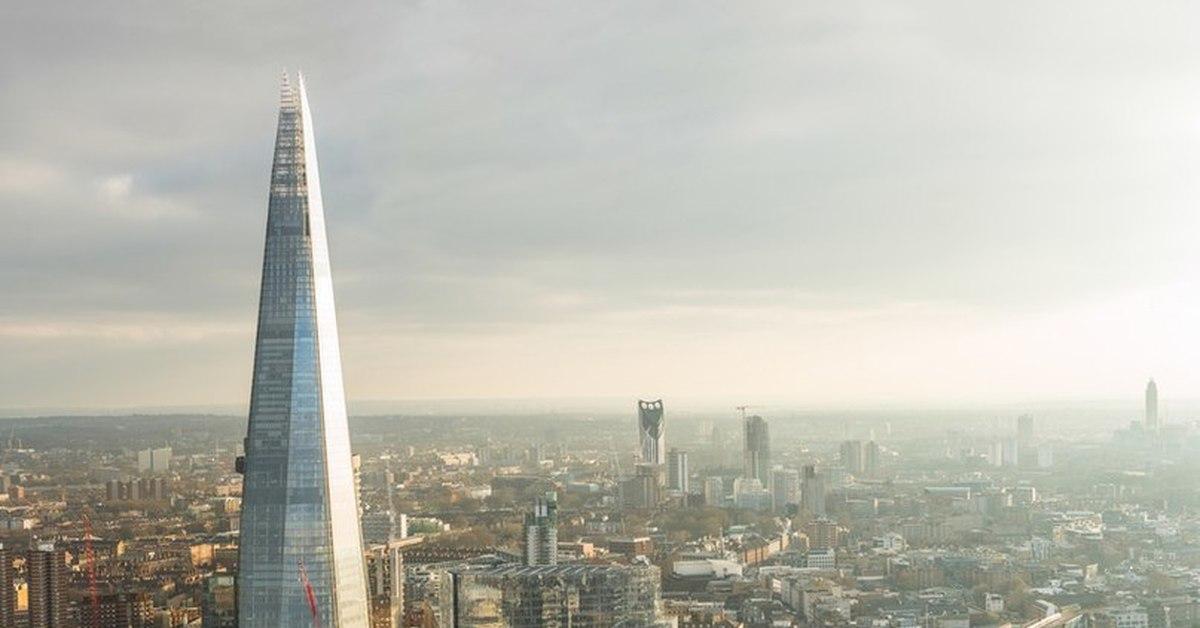 london britains tallest building - HD1200×900