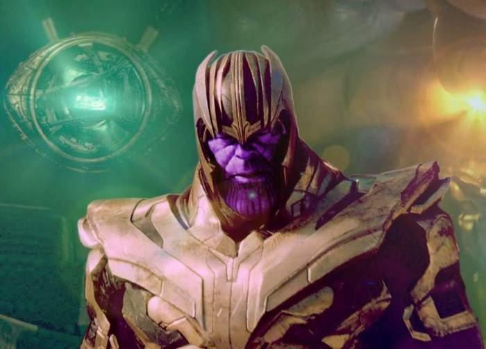 Истинный Танос Танос, Витас, Мстители