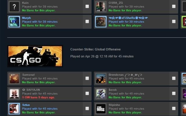 Игроки теперь могут узнать, кого из читеров забанили в Steam  Для