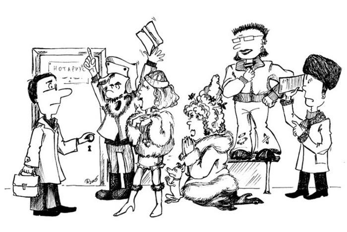 О наследовании в России. Длиннопост, Наследство, Юридическая практика, Юридическая грамотность