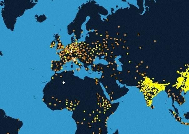 Как развивалось человечество за последние 2 тысячи лет. Инфографика, Интересное, История, Развитие, Человечество