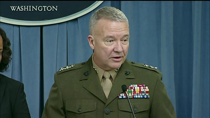 Неверное решение: американский генерал предостерег от нападения на силы США в Сирии Политика, США, Пентагон, Угроза, Россия, Сирия, Военные, Рен ТВ