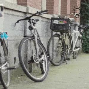 Концепт беспилотного велосипеда от Google