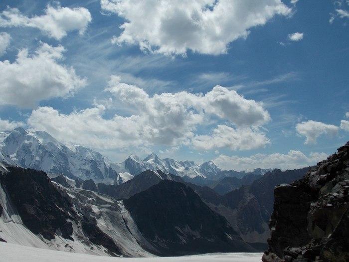 Смотри, как надо Горы, Тянь-Шань, Неопытность, Альпинизм, Текст, Фотография