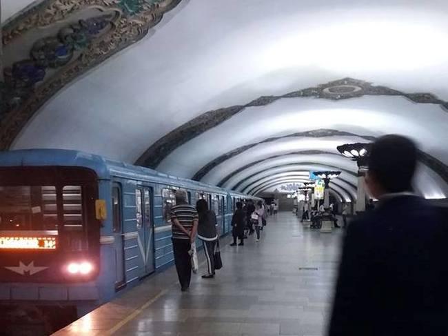 В Ташкентском метро теперь можно снимать (теперь официально) узбекистан, метро, ташкент, видеосъемка разрешена, фотосъемка