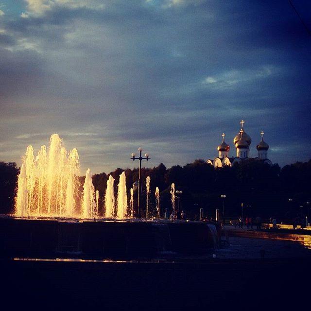 За что я люблю Ярославль Ярославль, Фотография, Красота, Длиннопост