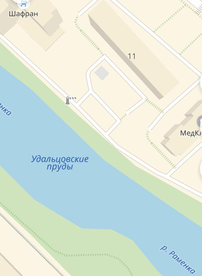 Велосипедистам нельзя! Шлагбаум, Велосипедная дорожка, Длиннопост, Москва