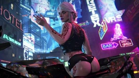 Cyberpunk 2077 как хочу его видеть я