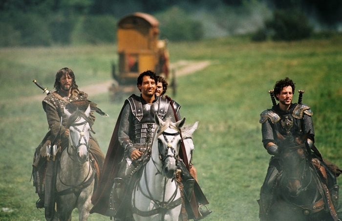 Король Артур Король Артур, Англия, История, Война, Рыцарь, Сражение, Саксы, Великобритания, Видео, Длиннопост