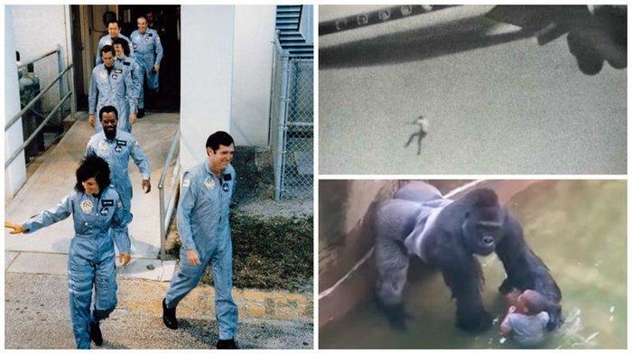 16 душераздирающих снимков, сделанных за секунду до трагедии Фотография, Грустное, Шанс, Жизнь, Случай из жизни, Страшно, Длиннопост, Негатив