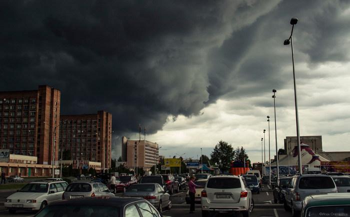 Непогода на пятницу 13-ого (снято 13.06.2014)