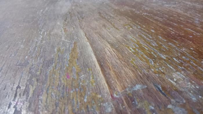 Как лучше поступить со столом? Работа с деревом, Восстановление стола, Деревянный стол, Советский стол, Реставрация, Длиннопост