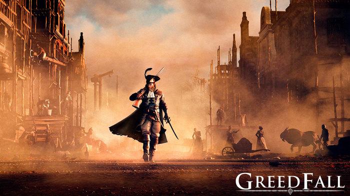 Spiders опубликовали подробности новой игры. GreedFall, Spiders, Игры, RPG, Длиннопост, Focus Home Interactive