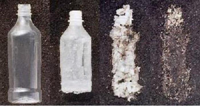 Ученые Башкирского университета создали быстроразлагающийся пластик БашГУ, Башкортостан, Уфа, пластик, биоразлагаемый пластик, экология, новые технологии