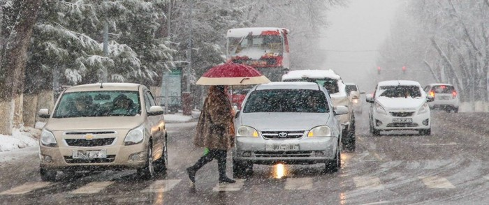 Автомобили GM Uzbekistan будут испытывать в зимних условиях России узбекистан, автомобильные шины, авто тест
