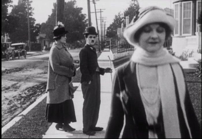 Чаплин предсказал будущий мем