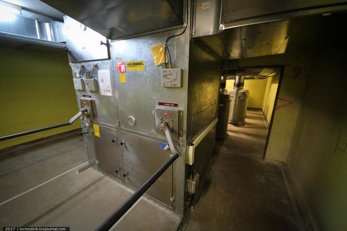 Как устроено крупнейшее ядерное убежище Европы. Часть 5. Заключительная. Длиннопост, Швейцария, Бомбоубежище, Экскурсия