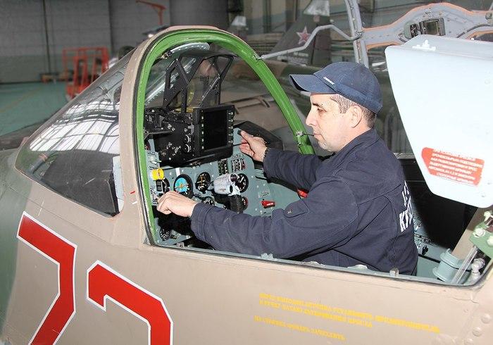 Обновленный Грач Су-25, Грач, Авиация, ВКС, Су-25см3, Длиннопост