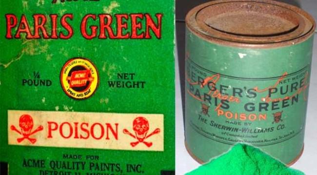 Как страсть к зеленому цвету убивала людей в викторианскую эпоху 19 век, Мышьяк, Зеленый, Краски, Викторианская эпоха, Длиннопост