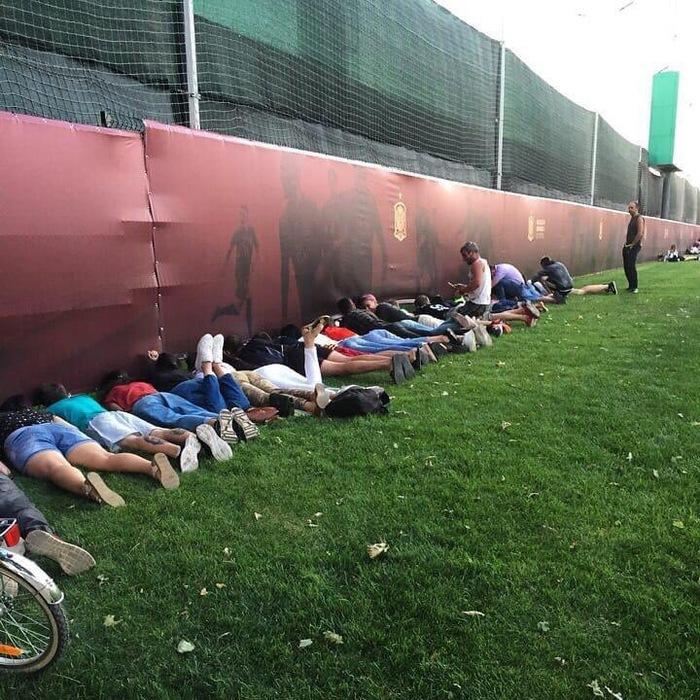 Тренировка сборной Испании Краснодар, Футбол, Тренировка, Сборная, Испания