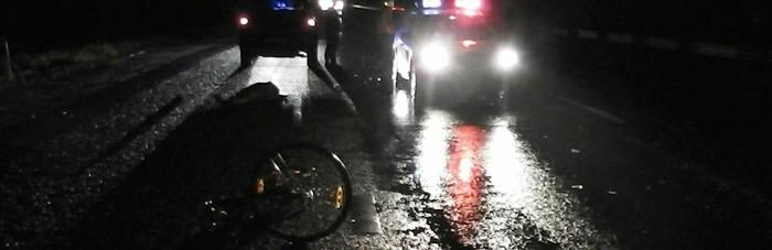 """На трассе М-4 """"Дон"""" в Ростовской области обнаружили мумию велосипедиста. Труп, Мумия, Трасса, ДТП, Велосипедист, Велосипед"""