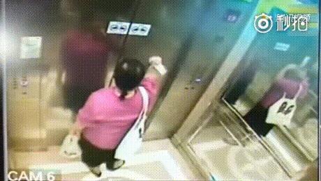 Невероятное везение в лифте