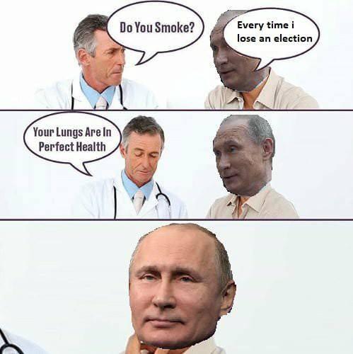 Врачебно-политическое Врачи, Путин, Политика, Перевод, Каламбур, Reddit
