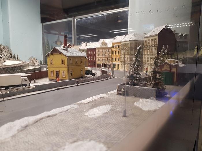 Прага. Королевство железных дорог Прага, Модели поездов, Поезд, Железная Дорога, Музей, Масштабная модель, Видео, Длиннопост