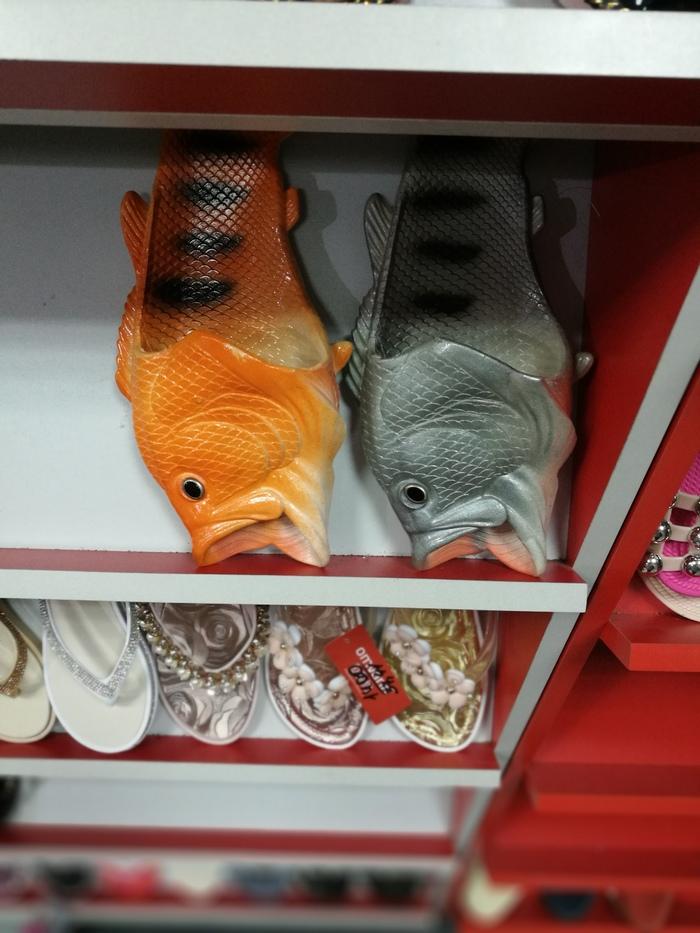 Обувь моей мечтыы Обувь, Язь!, Рыба, Длиннопост