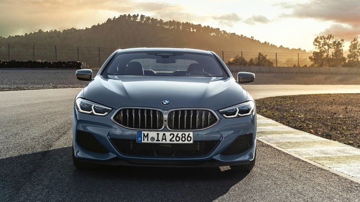BMW 8-й серии: официально! Bmw 850i, Авто, Премьера, Длиннопост