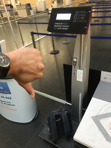 Бестолковые штуки в аэропортах Лайфхак, путешествия, длиннопост