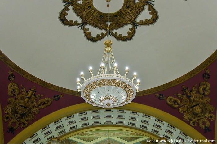 Люстра Киевского вокзала Люстра, Киевский вокзал