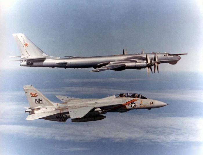 Ядерные ракеты против бомбардировщиков Пво, Ядерный взрыв, Бомбардировщик, Air-2, Aim-26, Видео, Длиннопост, Холодная война