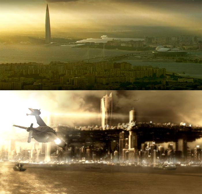 Питер - Deus Ex Санкт-Петербург, Чемпионат мира, Футбол, Сборная России