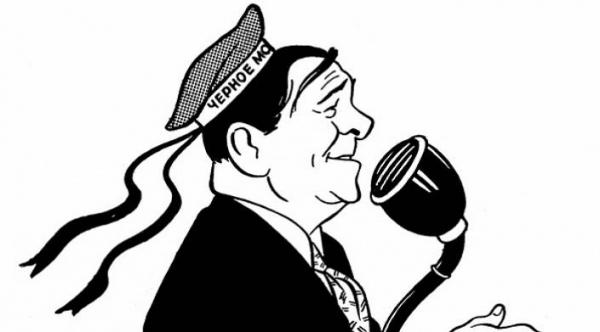 Байки от Утесова: «У нас в Одессе все так могут. Но стесняются» Л О Утёсов, Александр Хорт, Отрывки из книги, король и свита, байки, длиннопост