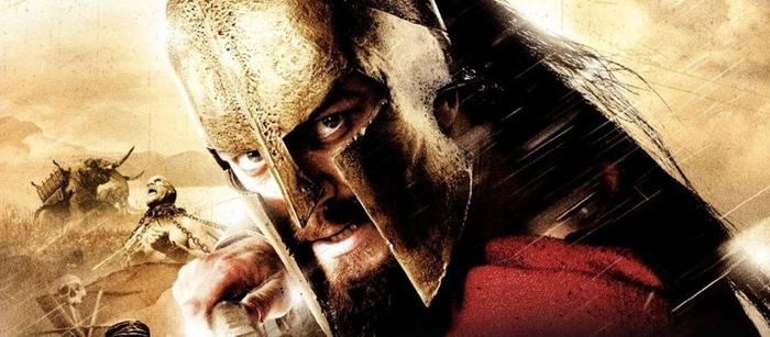 Как снимали фильм «300 спартанцев» 300 спартанцев, Фильмы, Съемки, Filmru, Статья, Зак снайдер, Джерард Батлер, Гифка, Длиннопост