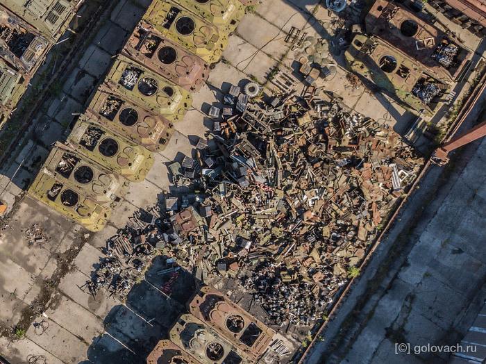 Авторазбор бронетехники Бронетехника, Утилизация, БТР, Металлолом, Фотография, Длиннопост