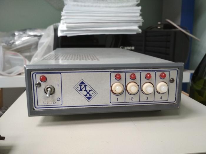 Помогите опознать устройство Без рейтинга, Помощь, Хроматограф, Лига химиков, Инструкция
