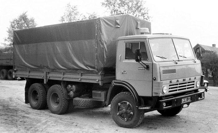 КАМАЗ-5320 Набережные челны, Камаз, Камаз-5320, Грузовик, Длиннопост