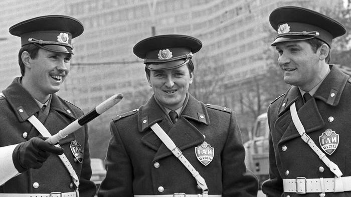 Изменения о выходе на пенсию полицейских